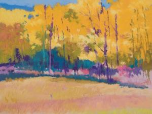 Yellow Trees by Mike Kelly