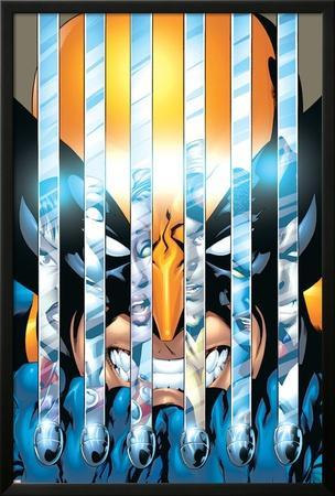 Exiles No.3 Cover: Wolverine