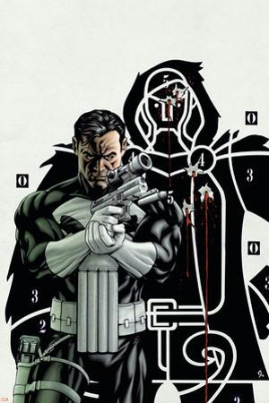 Punisher No.2 Cover: Punisher