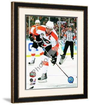 Mike Richards 2010 NHL Winter Classic