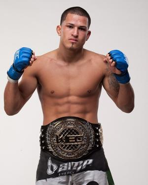 UFC Fighter Portraits: Anthony Pettis by Mike Roach