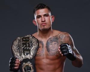 UFC 181 - Hendricks v Lawler by Mike Roach/Zuffa LLC