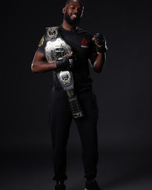 UFC 197: Jones v Saint Preux by Mike Roach/Zuffa LLC