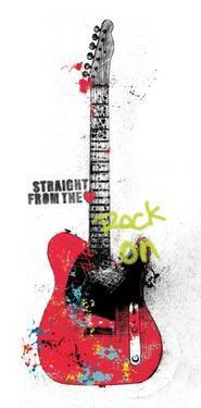 Garage Band I Graffiti by Mike Schick