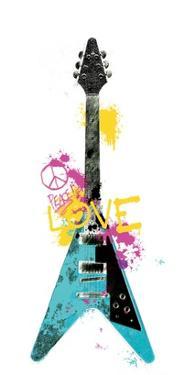 Garage Band III Graffiti by Mike Schick