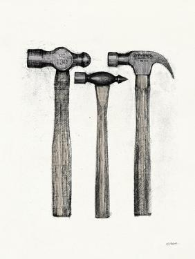 Hammers with Color Crop by Mike Schick