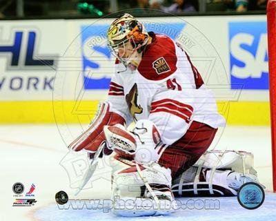 Mike Smith 2011-12 Action