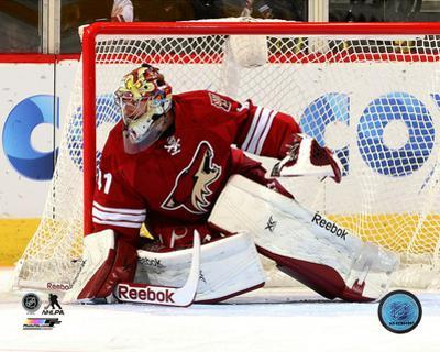 Mike Smith 2014-15 Action