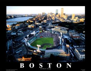 Boston - All Star Game at Fenway by Mike Smith