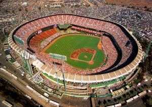Candlestick Park - San Francisco, California by Mike Smith