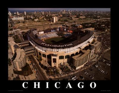 Chicago White Sox - U.S. Cellular Field by Mike Smith