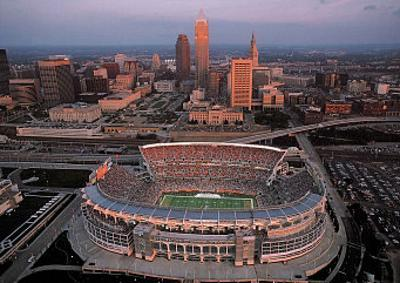 Cleveland Browns First Game August 21, c.1999 Sports