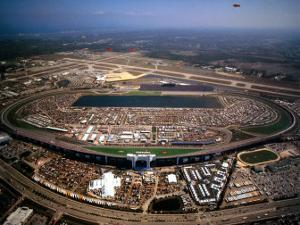 Daytona International Speedway - Daytona Beach, Florida by Mike Smith