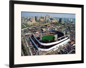 Detroit - Tiger Stadium Final Game by Mike Smith