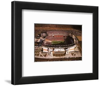 Gillette Stadium - Inaugural Season by Mike Smith