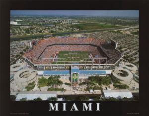 Miami, Florida by Mike Smith