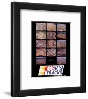 Nascar Tracks by Mike Smith