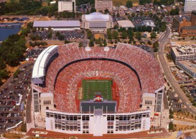Ohio Stadium by Mike Smith