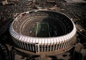 Philadelphia Eagles Veterans Stadium Final Season, c.1971-2003 Sports by Mike Smith