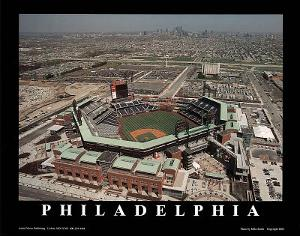 Philadelphia Phillies Citizens Bank Ballpark Sports by Mike Smith