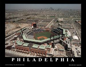 Philadelphia Phillies Citizens Bank Ballpark Sports by Mike Smith