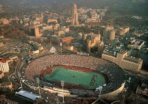 Pitt Panthers Pitt Stadium Final Game Nov 13, c.1999 NCAA Sports by Mike Smith