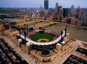 PNC Park - Pittsburgh, Pennsylvania by Mike Smith