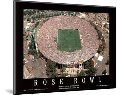 Rose Bowl Women's Soccer Championships July 10, c.1999 Sports by Mike Smith