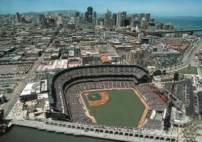 San Francisco Giants AT&T Park Sports