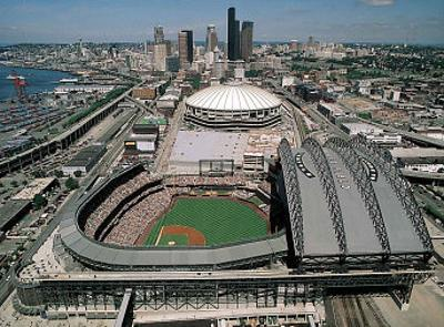 Seattle Mariners Safeco Field Sports by Mike Smith