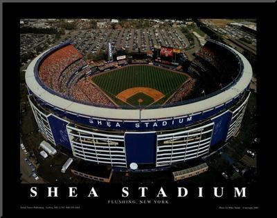 Shea Stadium - New York, New York by Mike Smith