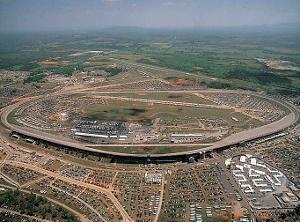 Talladega Super Speedway Sports by Mike Smith