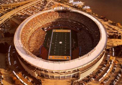 Three Rivers Stadium - Pittsburgh, Pennsylvania by Mike Smith