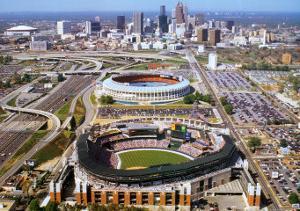 Turner Field - Atlanta, Georgia by Mike Smith