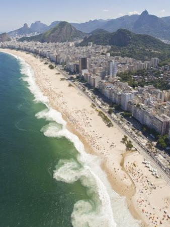 Dangerous and Deadly Rip Currents Along the Coast of Rio De Janeiro by Mike Theiss