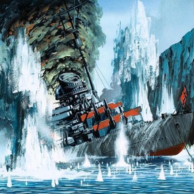 Sinking of the Tirpitz