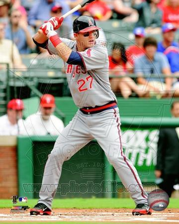 Mike Trout 2012 Action