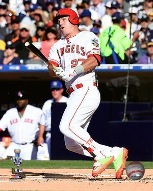 Mike Trout 2016 MLB All-Star Game