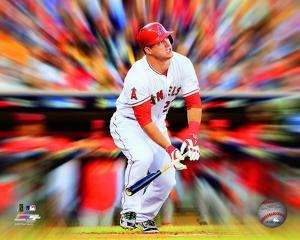 Mike Trout Motion Blast