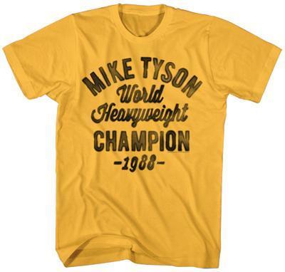 Mike Tyson- '88 Heavyweight Champ