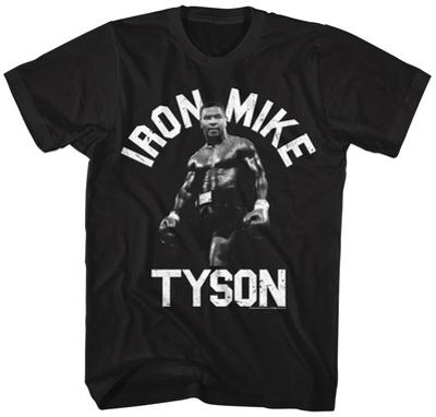 Mike Tyson- Strong Contender