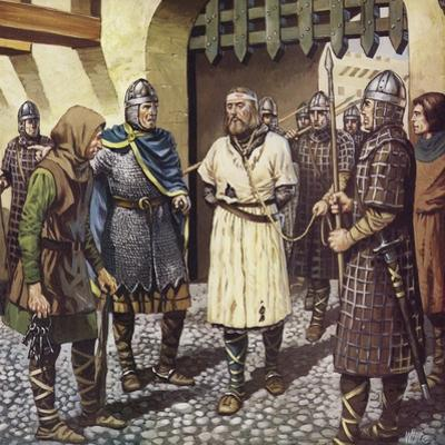 The Capture of King Stephen