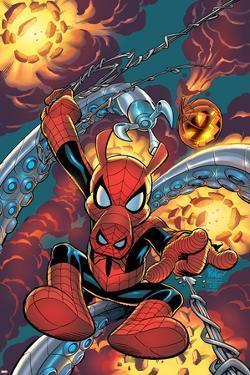Amazing Spider-Man No.528 Cover: Spider-Ham by Mike Wieringo