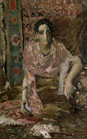 The Fortune Teller, 1895