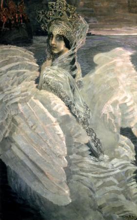 The Swan Princess, 1900