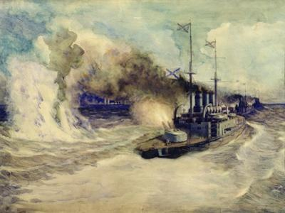 The Battle Between the Black Sea Fleet and the Armoured Cruiser Goeben on 5th November 1914, 1940