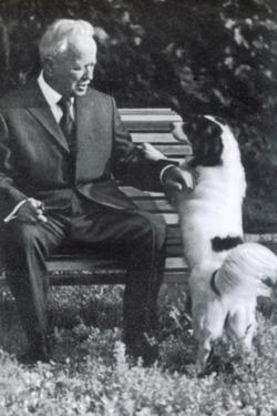 Mikhail Sholokhov, Russian Author, Veshenskaya, USSR, 1960S