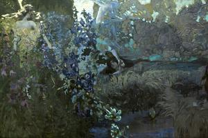 Morning, 1897 by Mikhail Vrubel
