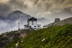 Europe, Italy, Alps, Dolomites, Mountains, Belluno, Sexten Dolomites, Rifugio Auronzo, Tre Cime by Mikolaj Gospodarek