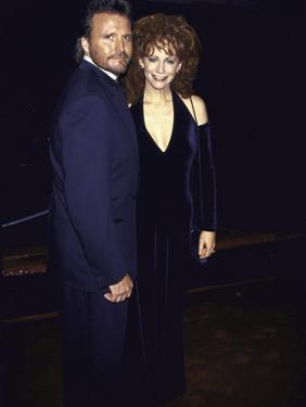 Singer Reba Mcentire and Husband, Narvel Blackstock by Milan Ryba